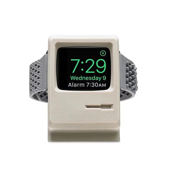 Iwatch1 / 2/4 Relógio Suporte De Carregamento Silicone Criad