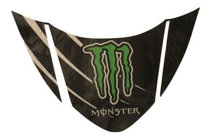 Protetor De Rabeta Siliconado 150-09 Monster -
