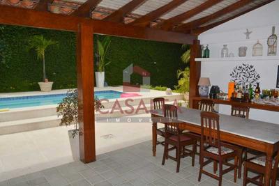 Casa Em Condomínio-à Venda-itanhangá-rio De Janeiro - Cacn30001