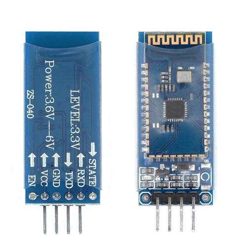 Imagen 1 de 4 de Modulo Bluetooth Hc-06 Para Arduino Pic Raspberry