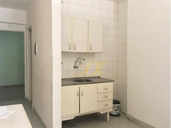Kitnet Para Alugar, 30 M² Por R$ 700/mês - Centro - Guarulhos/sp - Kn0001