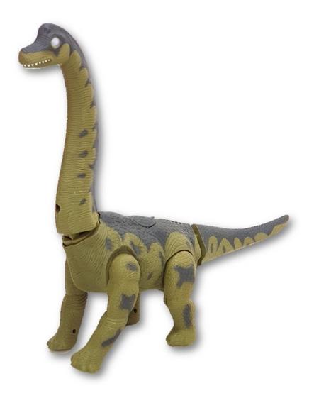 Juguete Dinosaurio 43 Cm Luz Y Sonido Echa Huevos Ve Video