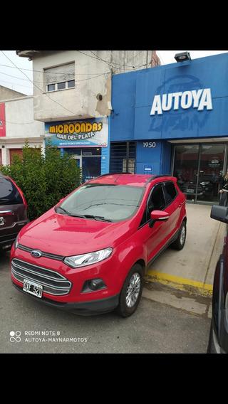 Ford Ecosport 1.6 Se 110cv 4x2 2015