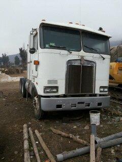 Tracto Camion Kenworth K100