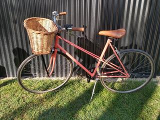 Bicicleta Mujer Retro