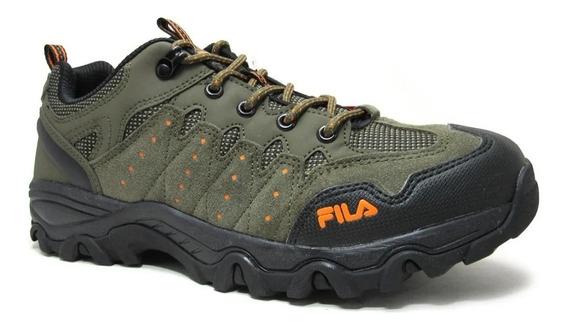 Zapatillas Fila Hombre Trekking Outdoor Tracker Original