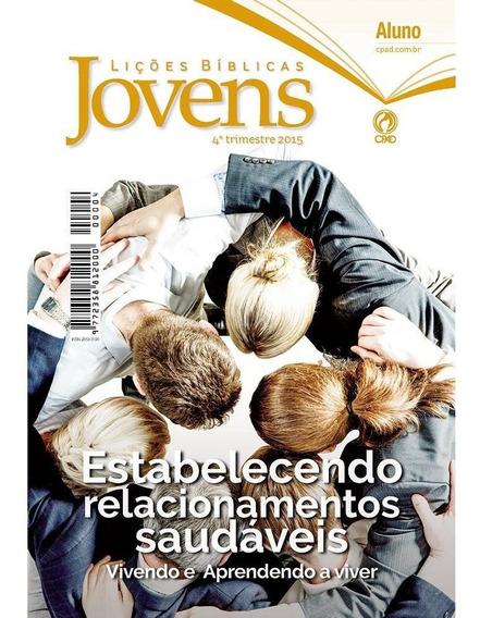 Revista Escola Bíblica - Jovens / Aluno