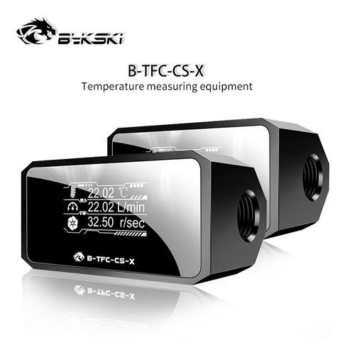 Bykski-monitor De Sistema De Refrigeración De Agua Para B-tf