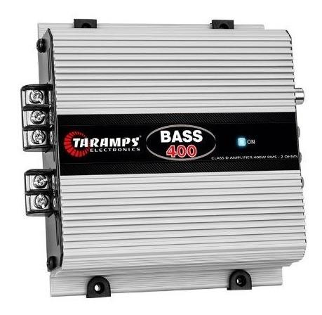 Amplificardor Taramps Bass400 Dig 400wrms