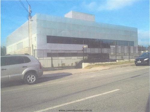 Imagem 1 de 2 de Galpões Comerciais À Venda  Em Jundiaí/sp - Compre O Seu Galpões Comerciais Aqui! - 1422841