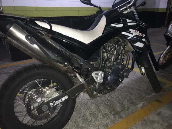 Yamaha Xt660r Preta - Apenas Venda E Em Dinheiro