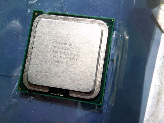 Processador Intel Core 2 Duo E6300 1.86ghz