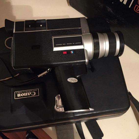 Câmera Canon Super 8 Auto Zoom 518