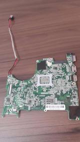 Placa Mãe Notebook Ibyte/ N3 Compativel, Modelo H17/c17 Vf