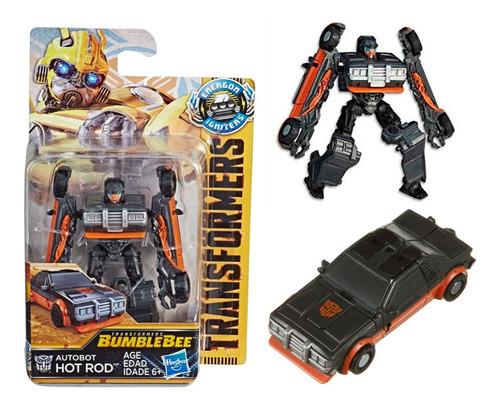 Boneco Hot Rod Transformers Bumblebee Energon Igniters