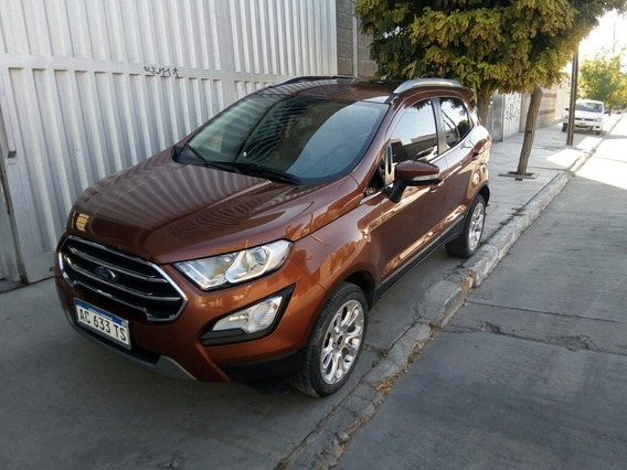 Ford Ecosport Kd Titanium 2.0l At N 2018