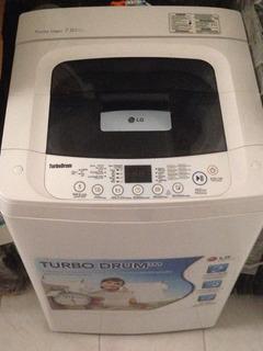 Lavadora LG Turbo Dream (300)