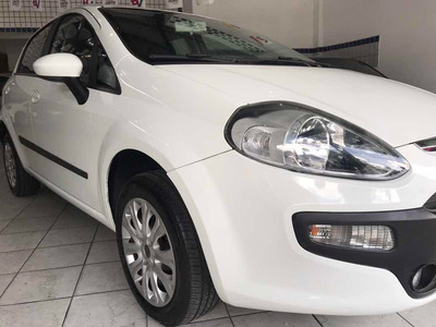 Fiat Punto 1.4 Attractive Flex 5p 2015