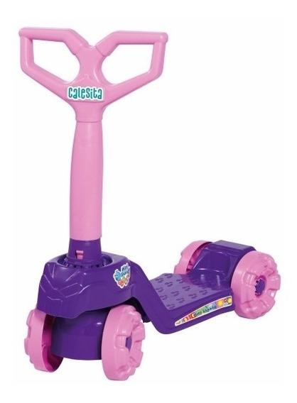 Patinete Infantil Mini Scooty Girl Calesita 917