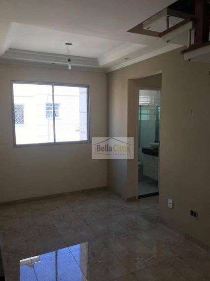 Apartamento Duplex Residencial À Venda, Alto Ipiranga, Mogi Das Cruzes. - Ad0008