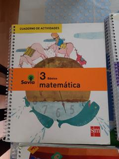 Proyecto Savia 3 Básico Mat, Leng, Cs Sociales Y Naturales