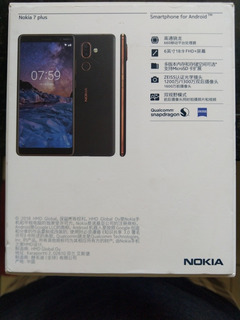 Nokia 7 Plus Desbloqueado 6gb/64gb Android 10 !!