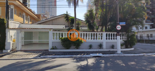Imagem 1 de 30 de Casa Com 3 Dorms, Canto Do Forte, Praia Grande - R$ 1.4 Mi, Cod: 1917 - V1917