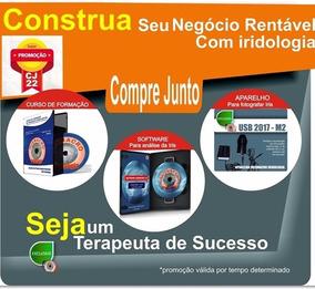 Compre Junto: Aparelho Usb M2 + Software + Curso Iridologia