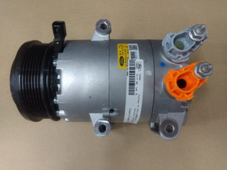 Compresor Aire Acondiciond Original Para Ford Focus 3 Vs-16