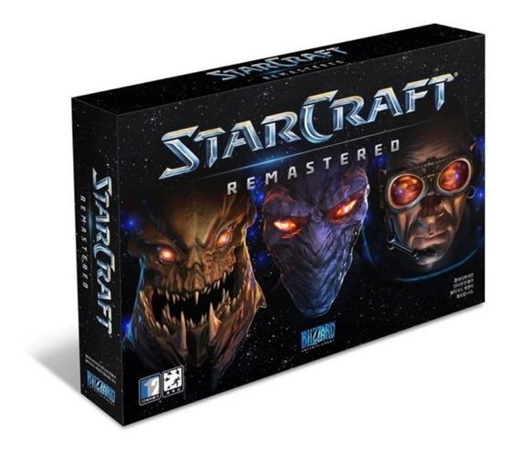 Starcraft Remastered ( Lacrado E Remasterizado Coreano )