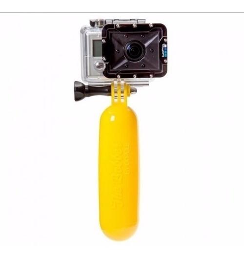 Gopro Bastão Flutuante Go Pro Bobber Floaty - Acessorios