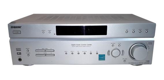 Receiver Stereo Fm-am Sony Str-k670p No Estado