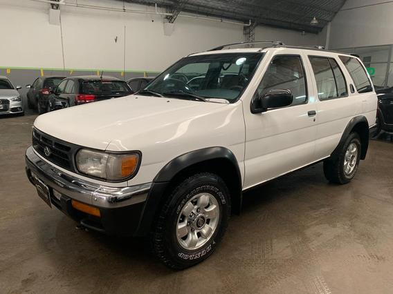 Nissan Pathfinder 3.3 Se Wide At 1998