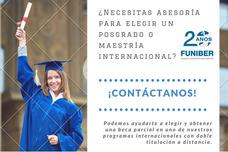 Asesoría Para Beca Para Maestría O Posgrado Internacional