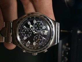 Relógio Importo Suiço Swatch Irony Original! Perfeito Estado