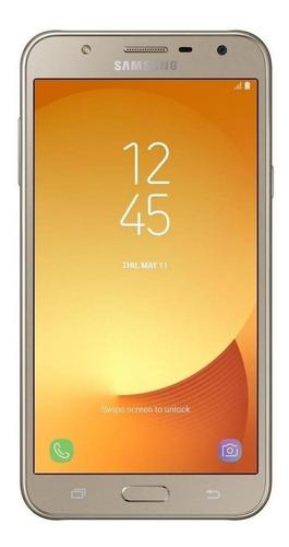 Smartphone Samsung Galaxy J7 Neo Dourado J701mt 16gb Vitrine