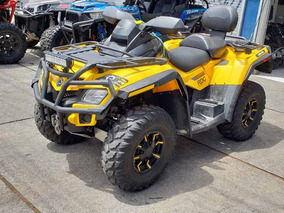 Can Am Outlander 650 Max Xt