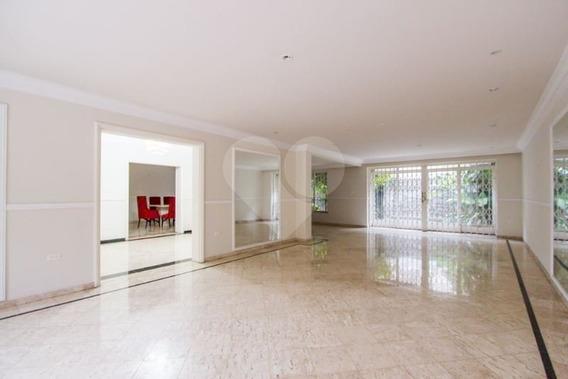 Casa Bem Próxima Ao Parque Do Ibirapuera Com 1.500 M² De Terreno. - 3-im55113