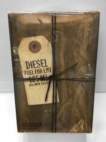 Perfume Diesel Fuel For Life Masculino Edt 125ml Original