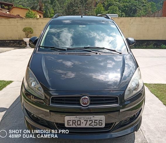 Fiat Idea 1.8 16v Sporting Flex Dualogic 5p 2011