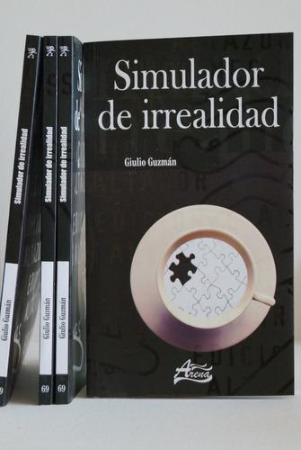 Libro De Ciencia Ficción: Simulador De Irrealidad