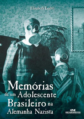 Imagem 1 de 1 de Memórias De Um Adolescente Brasileiro Na Alemanha Nazista