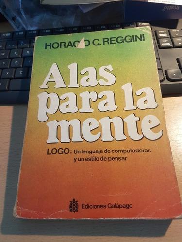 Libro Alas Para La Mente Lenguaje Logo
