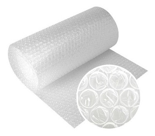 Rollo Burbuja Plástica 3/16 X 1.22 M De Ancho X 123 Largo