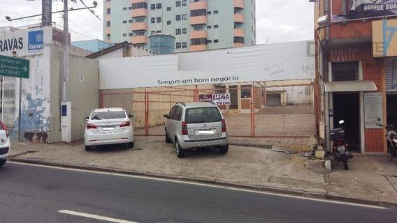 Terreno Comercial Para Locação, Jardim Do Lago, Campinas. - Te3597