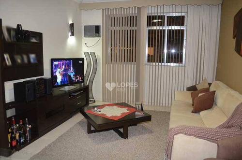 Apartamento À Venda, 84 M² Por R$ 500.000,00 - Icaraí - Niterói/rj - Ap41256