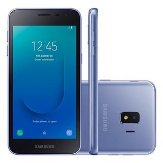 Smartphone Samsung Galaxy J2 Core 16gb Dual Tela 5 Prata