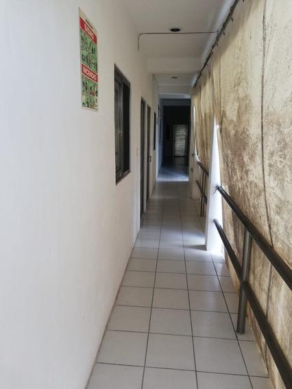 Cuartos Semi Amueblados En Colonia Centro
