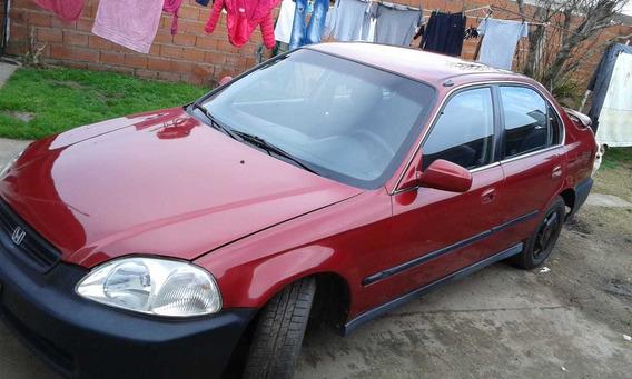 Honda Civic 1.6 Ex 1999