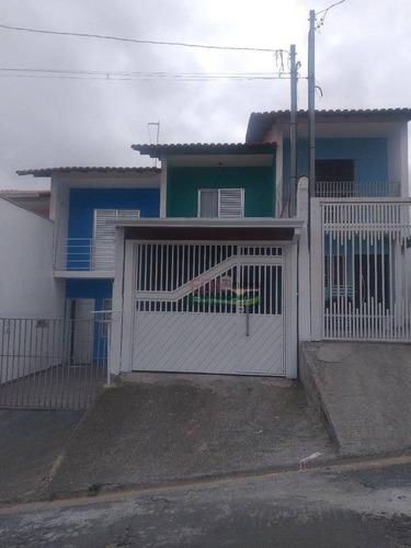 Imagem 1 de 25 de Sobrado Com 2 Dormitórios À Venda Por R$ 297.000,00 - Estância Guatambu - Itaquaquecetuba/sp - So2108